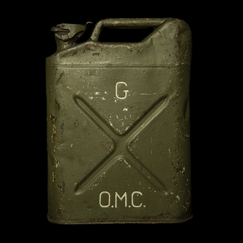 US jerrycan 1943
