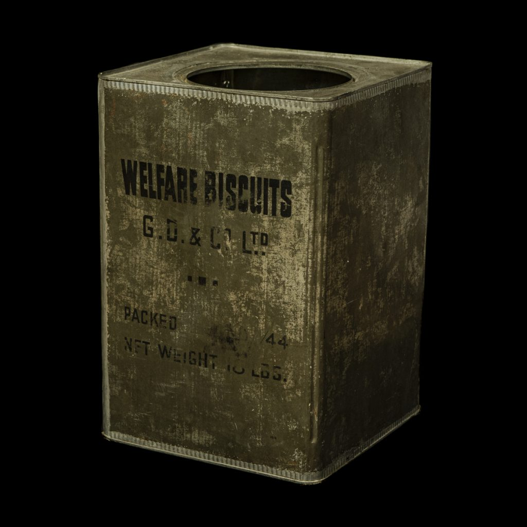Welfare Biscuits G.D. & Co. Ltd.