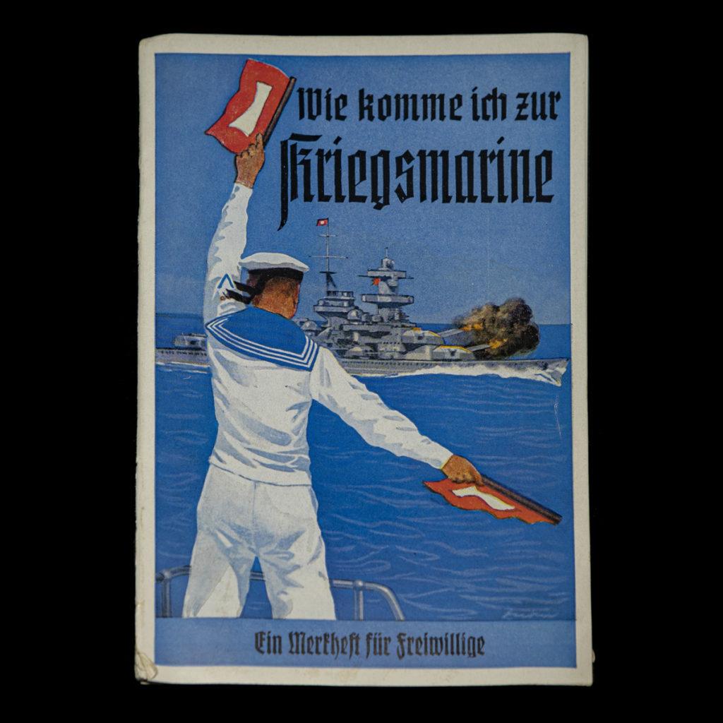 Wie komme ich zur Kriegsmarine wervingsfolder