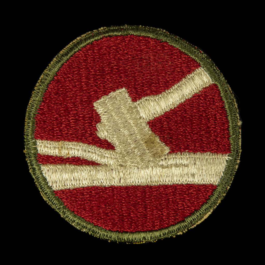 US Army 84th Infantry Division