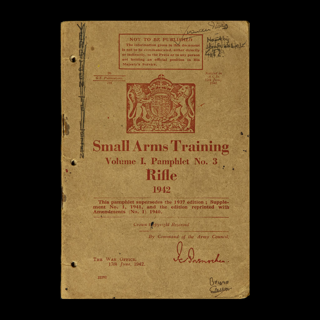 Small Arms Training Rifle 1942