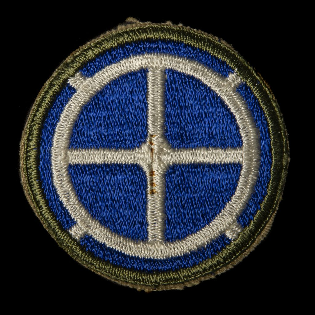US Army 35th Infantry Division