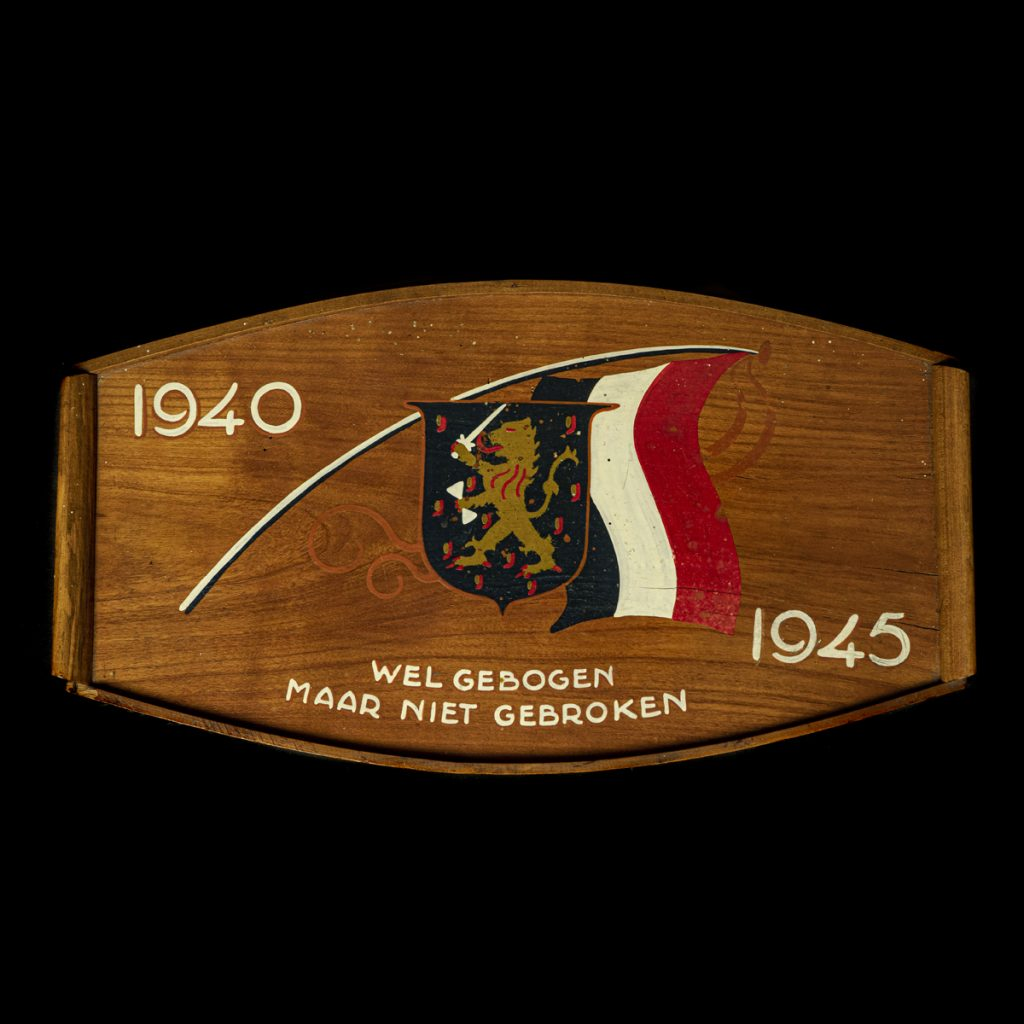1940-1945 Dienblad