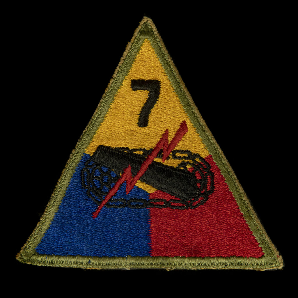 US Army 7th Armored Force