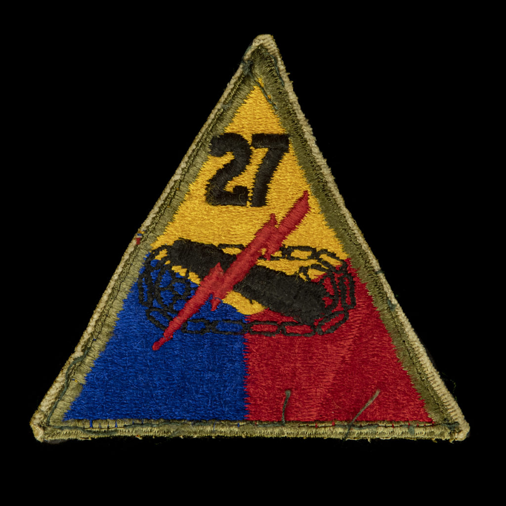 US Army 27nd Armored Force