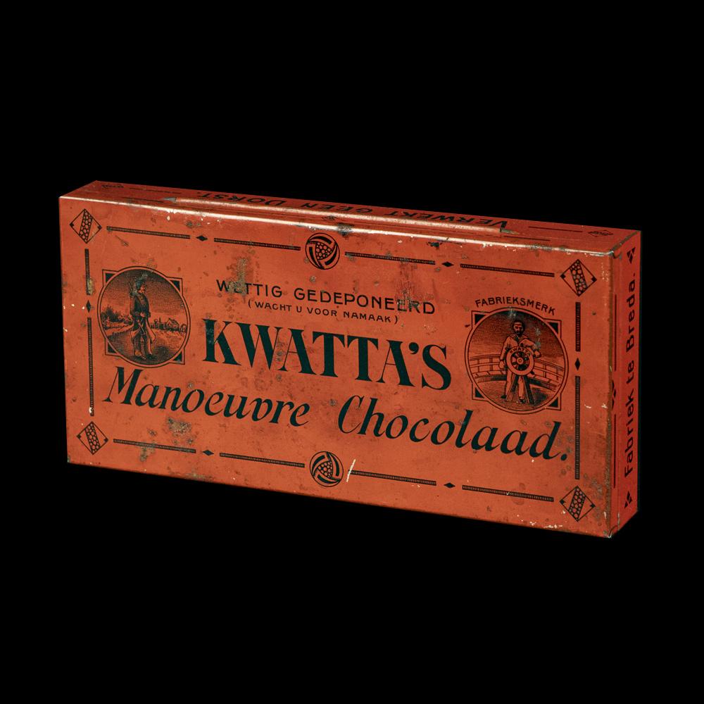 KWATTA'S Manoeuvre Chocolaad