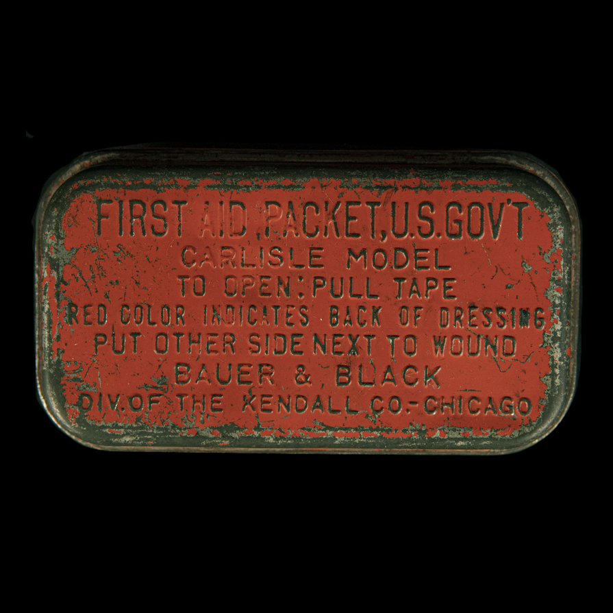 US First Aid Packet