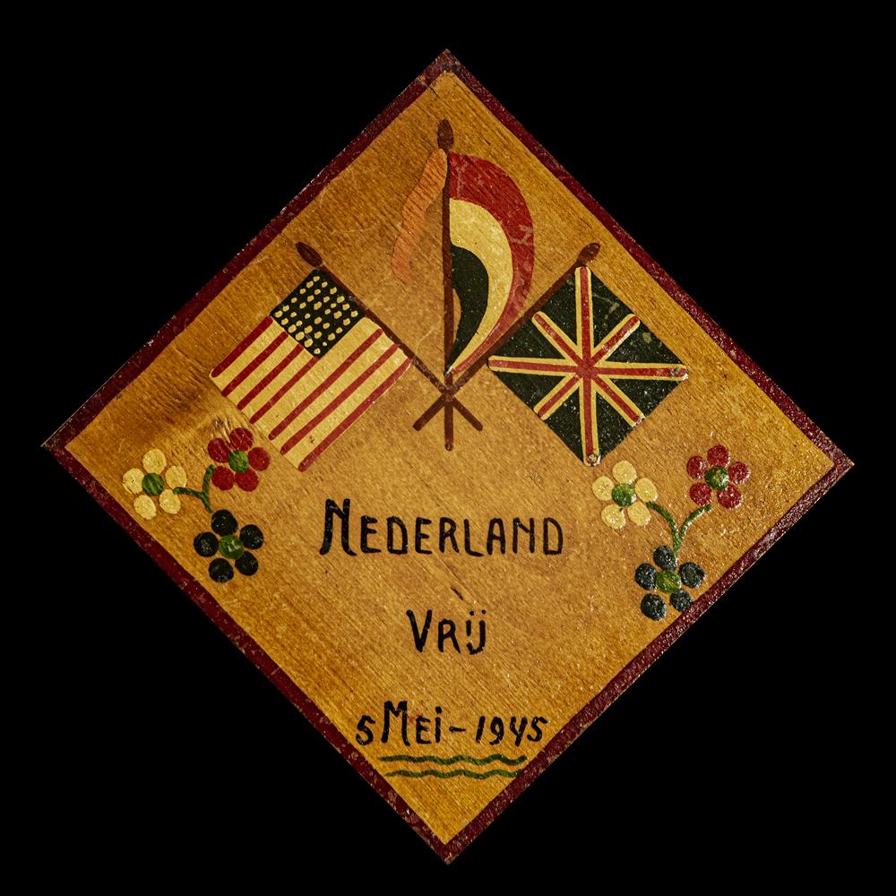 Nederland 5 mei 1945