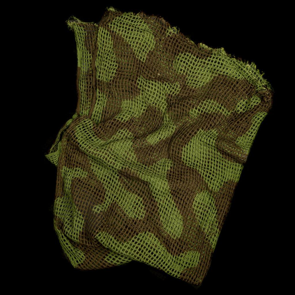 Camo shawl