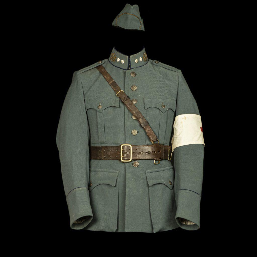 Eerste Luitenant Medische Dienst