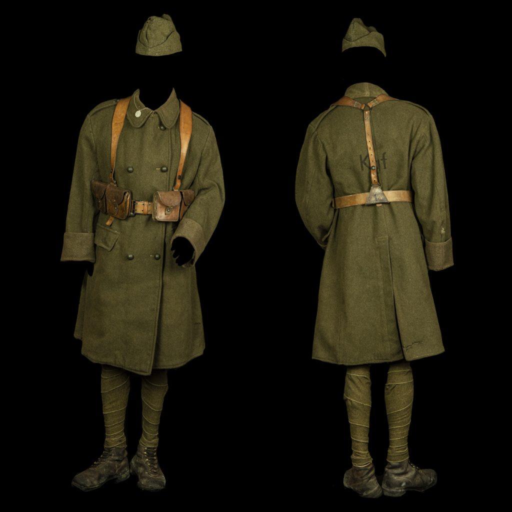 Franse krijgsgevangene 'Maurice Dastros'