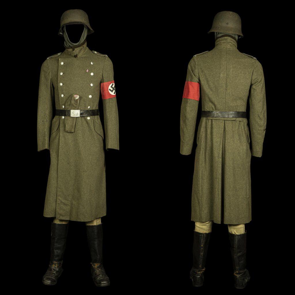 Duitse Reichsarbeitsdienst Vormann