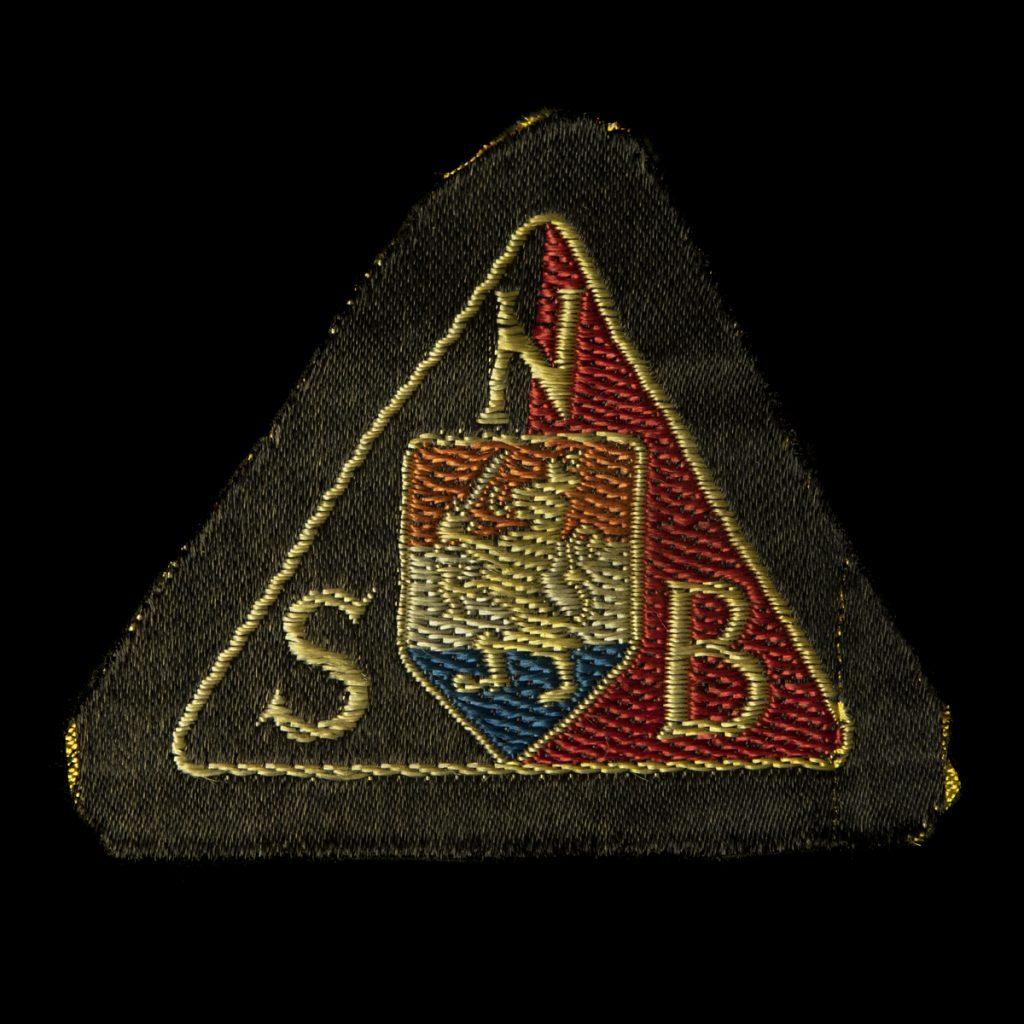 NSB mouwembleem