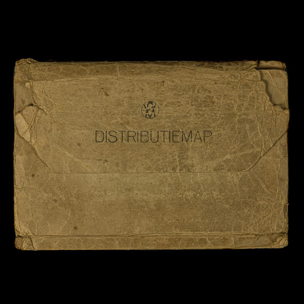 Distributiemap