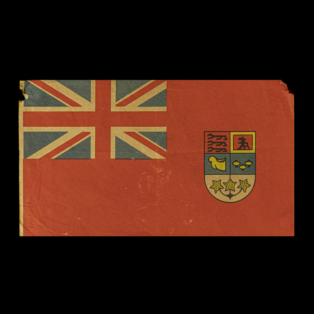Canadees bevrijdingsvlaggetje