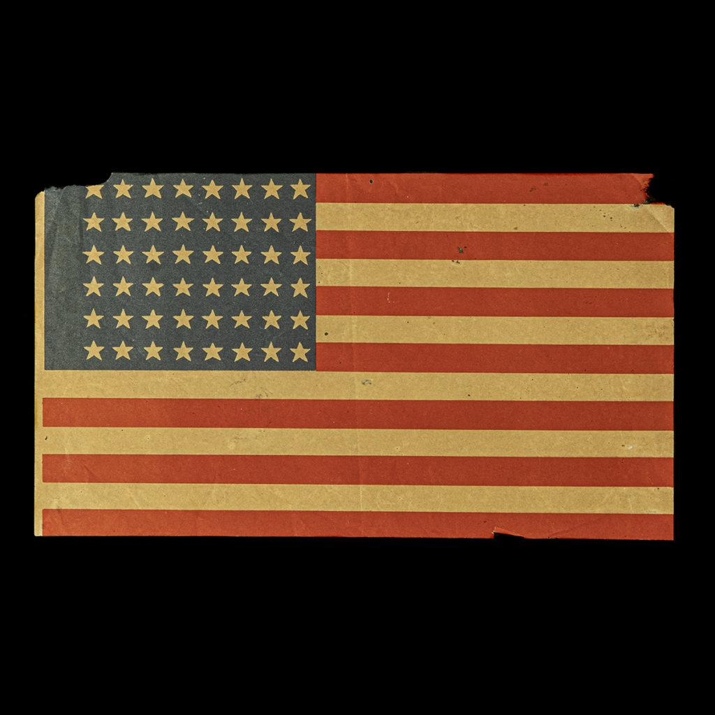 Amerikaans bevrijdingsvlaggetje