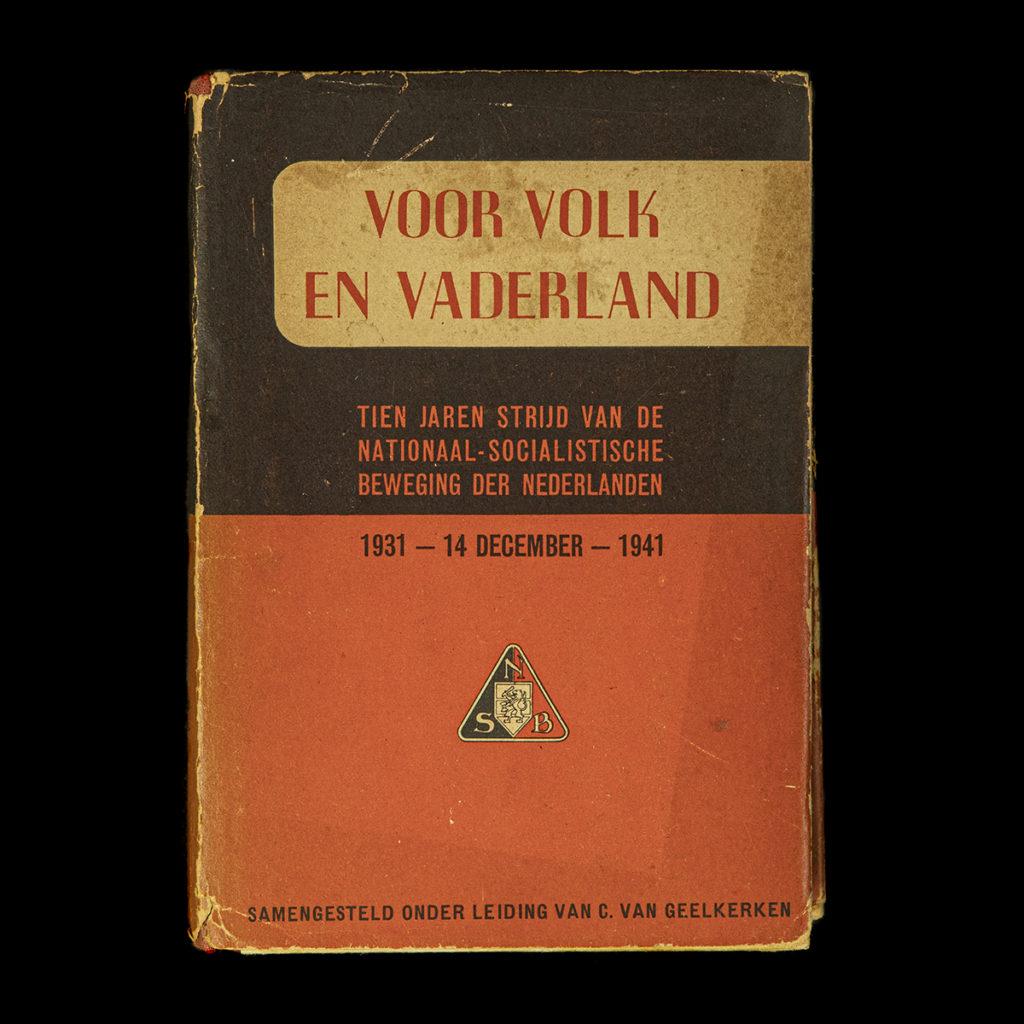 NSB Voor Volk En Vaderland