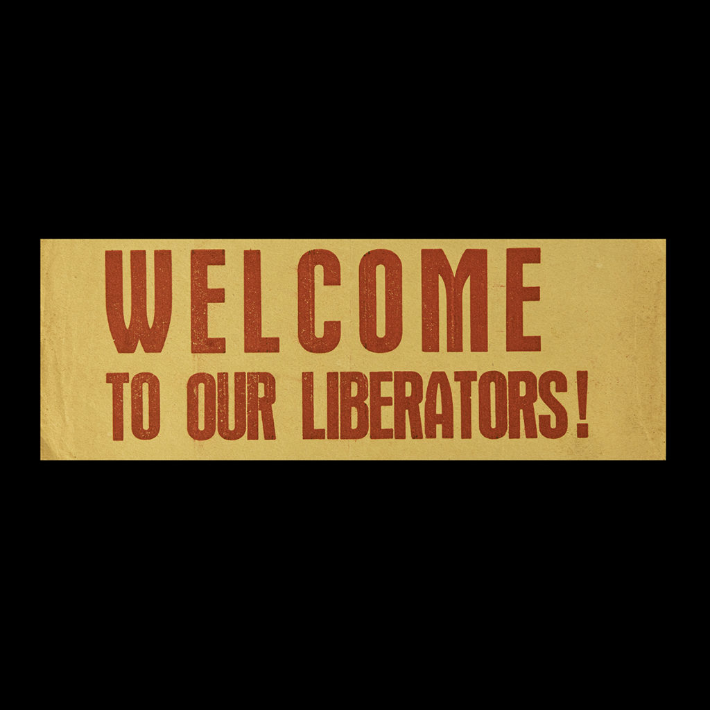 Welcome to our Liberators!
