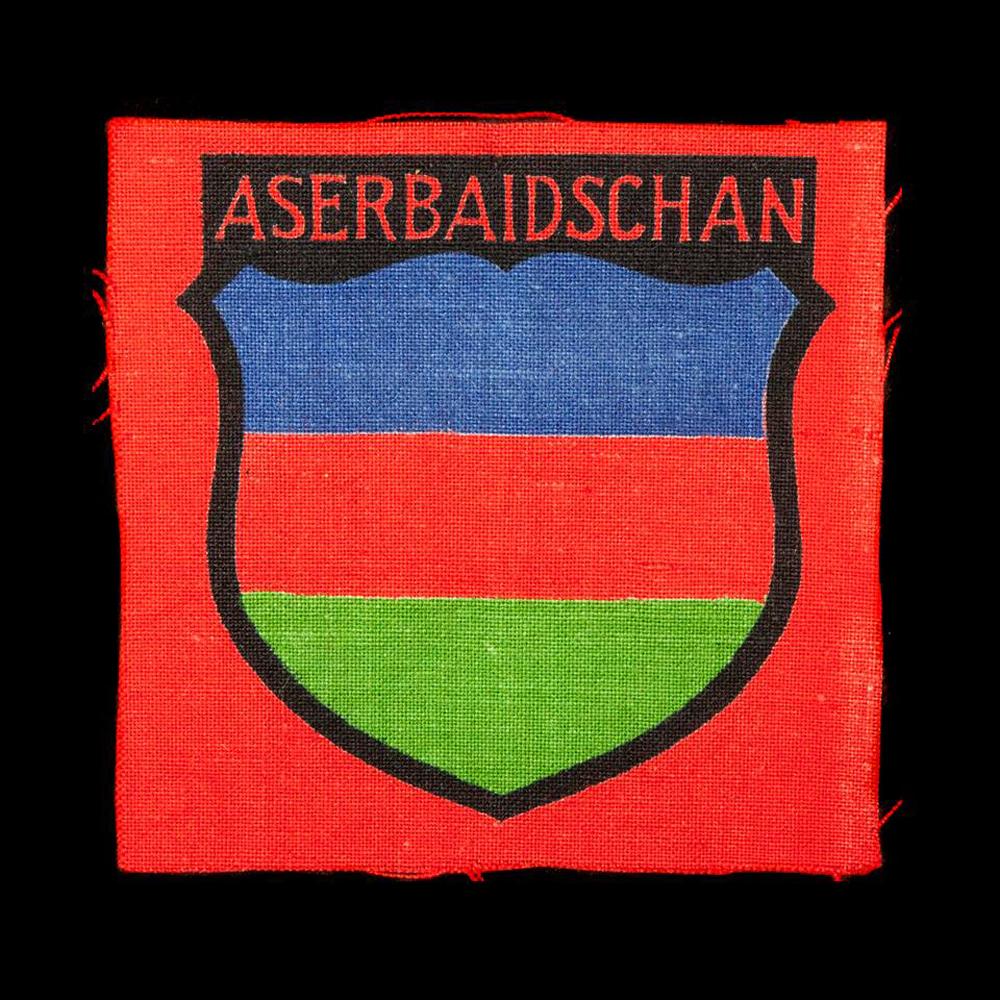 Azerbeidzjaanse Vrijwilligers Armschildje