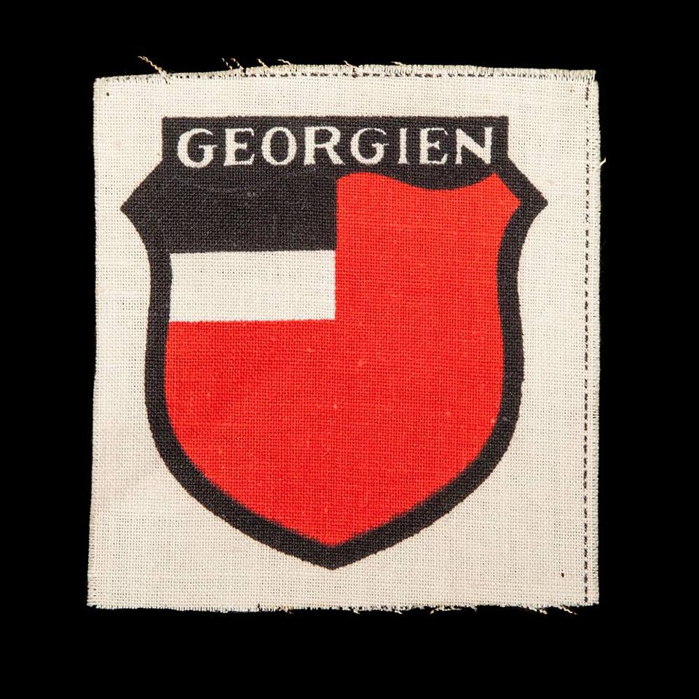 Georgische Vrijwilligers Armschildje