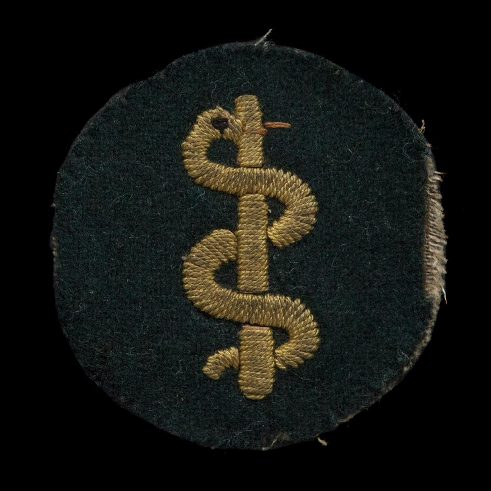 Sanitätespersonal arm -embleem 1