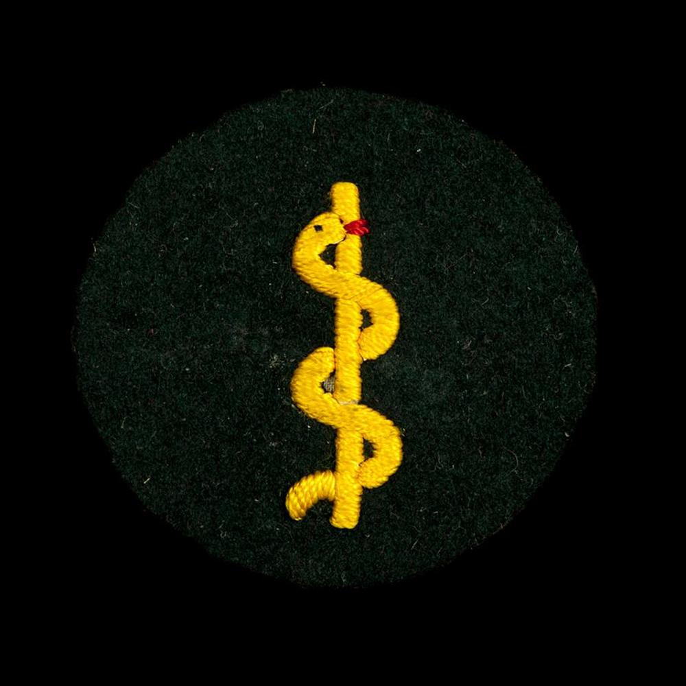 Sanitätespersonal arm -embleem 2