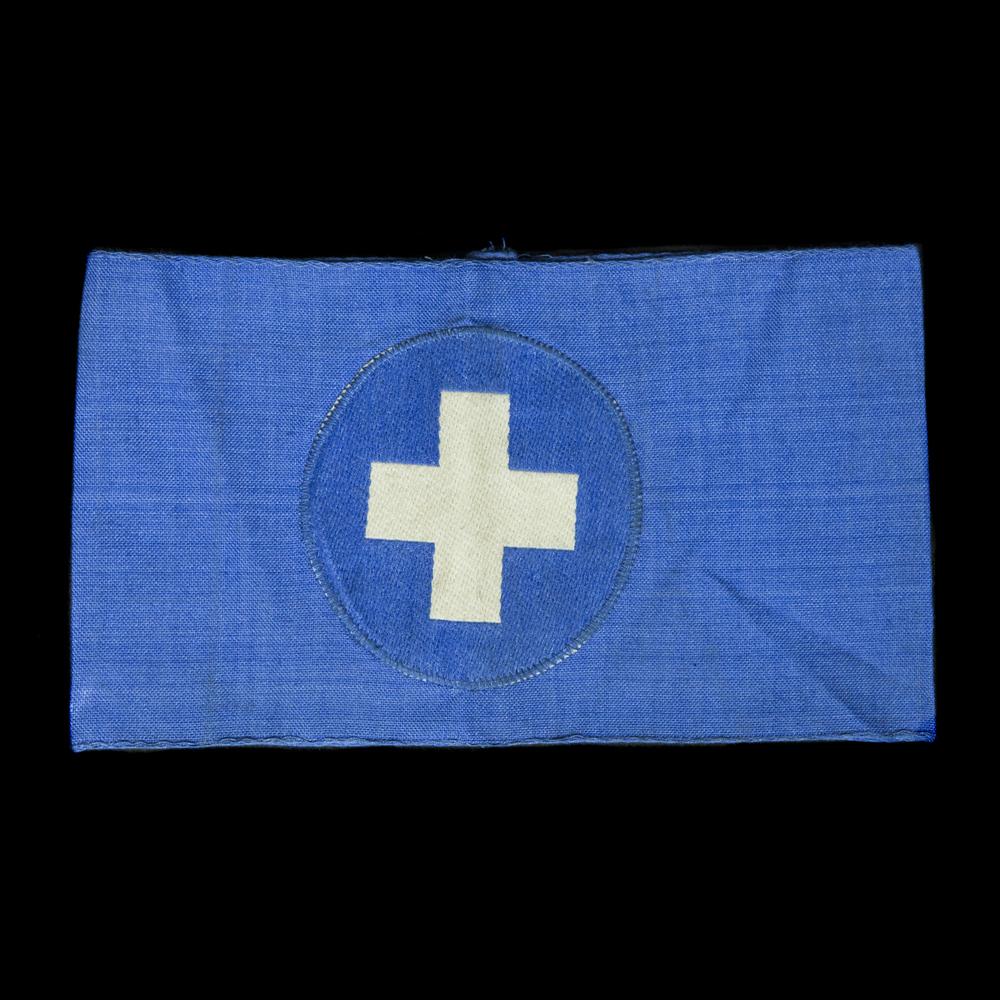 Luftschutz Medische Dienst Armband