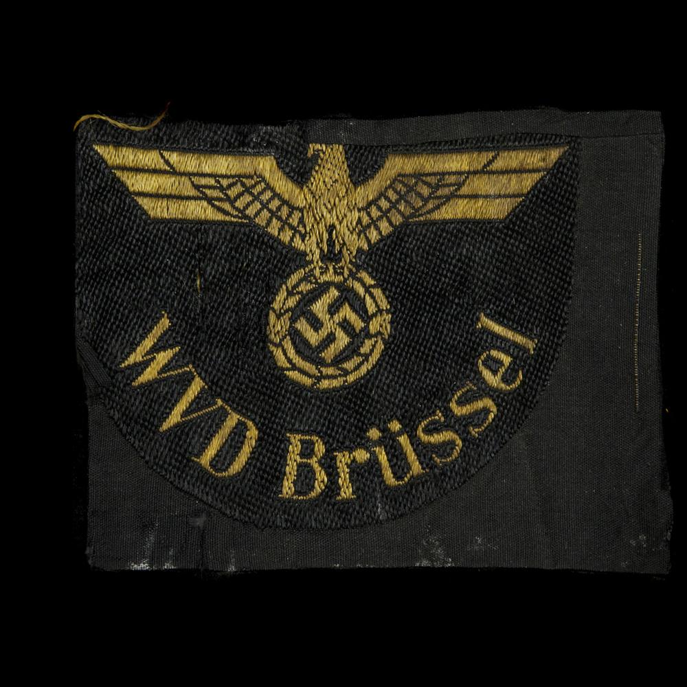 Deutsche Reichsbahn Brüssel