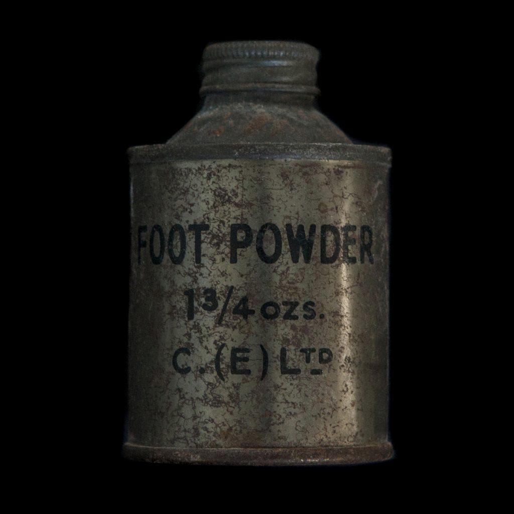 Foot powder C. (E) LTD.