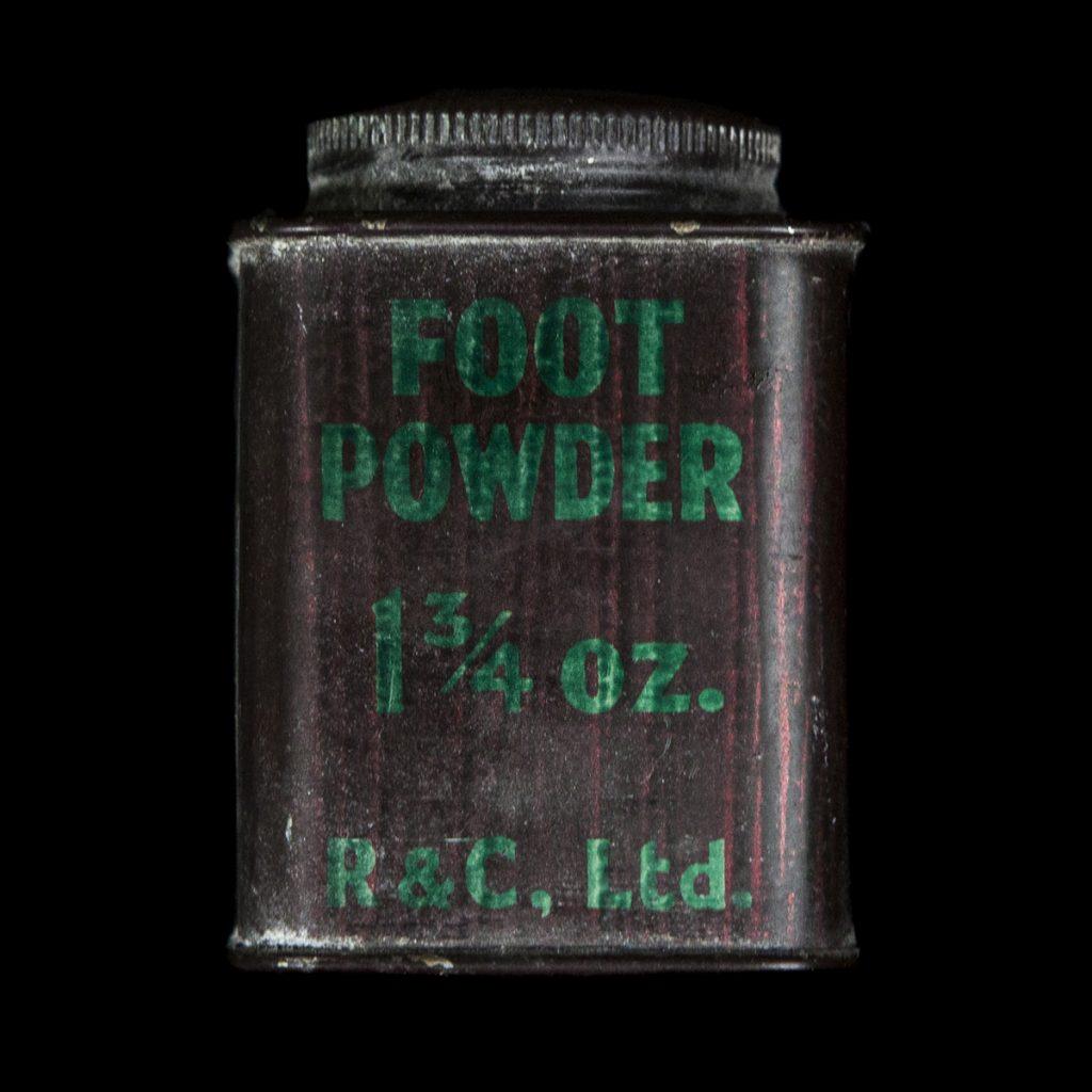 Foot powder R & C LTD.