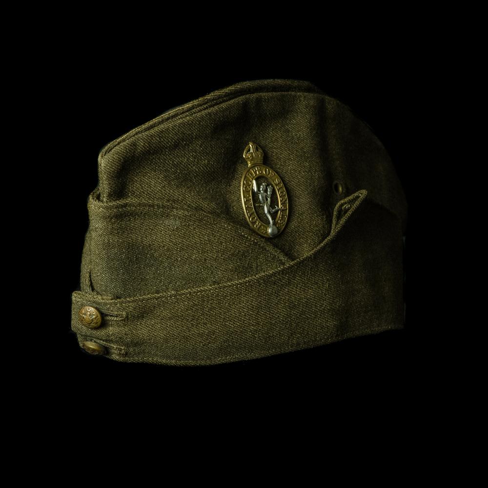 Britse Royal Signals Field Service Cap