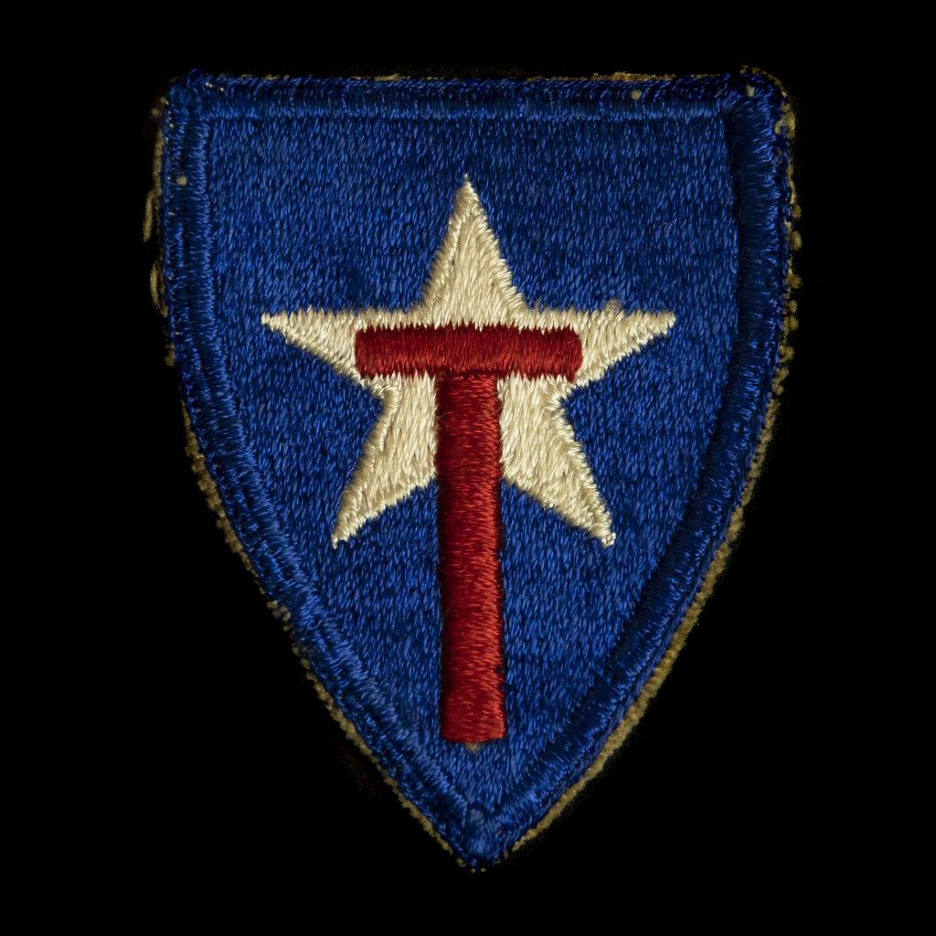 US Texas State National Guard