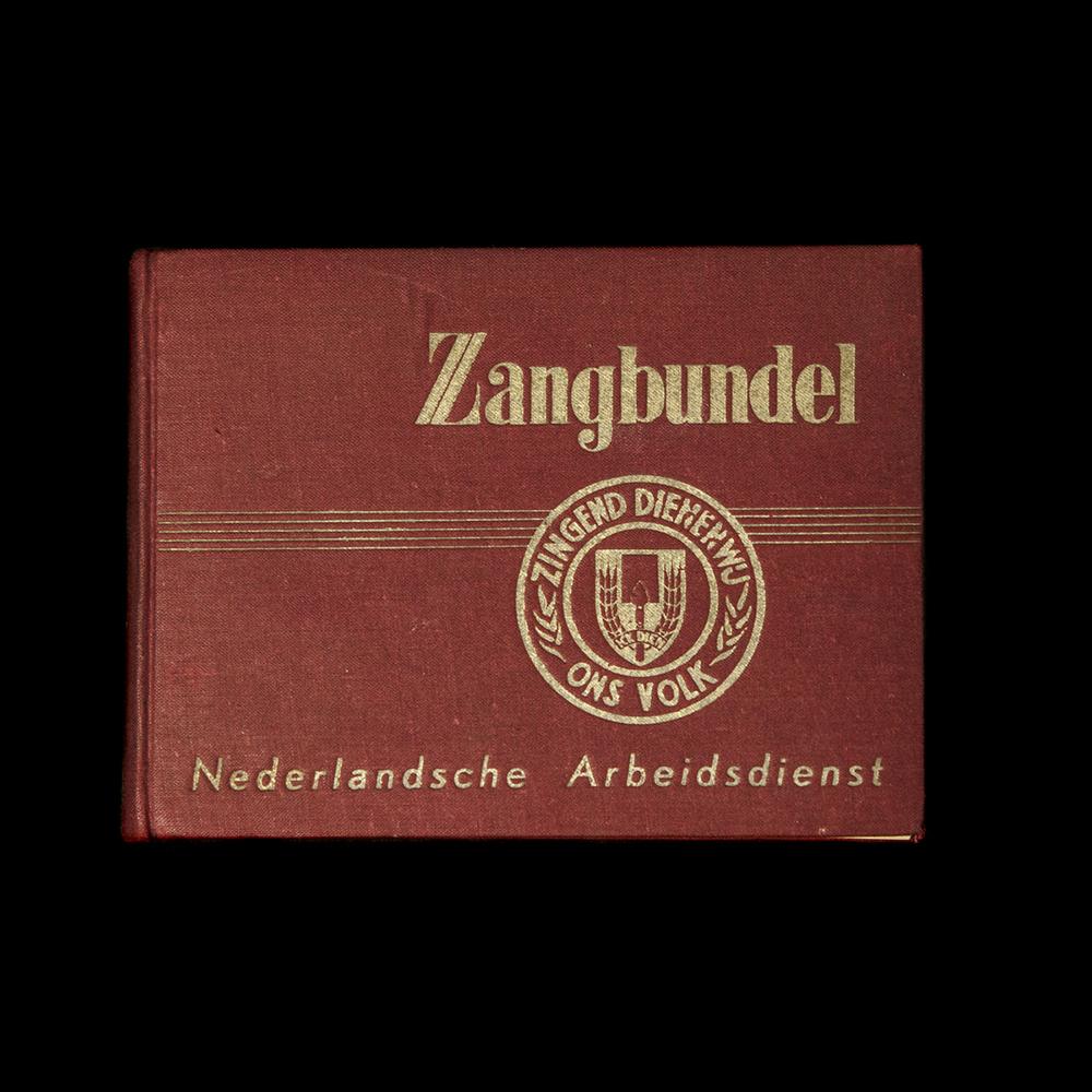 Nederlandsche Arbeidsdienst Zangbundel