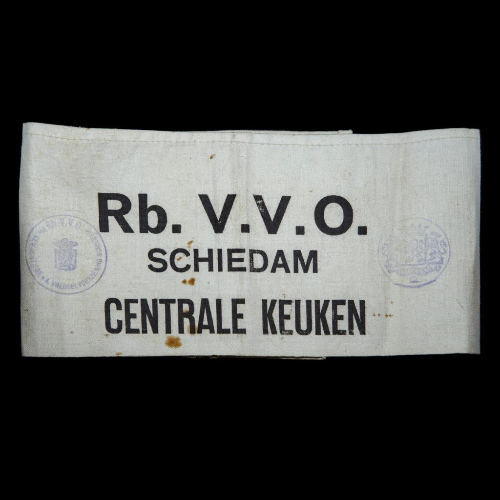 Armband Rb. V.V.O. Schiedam Centrale Keuken