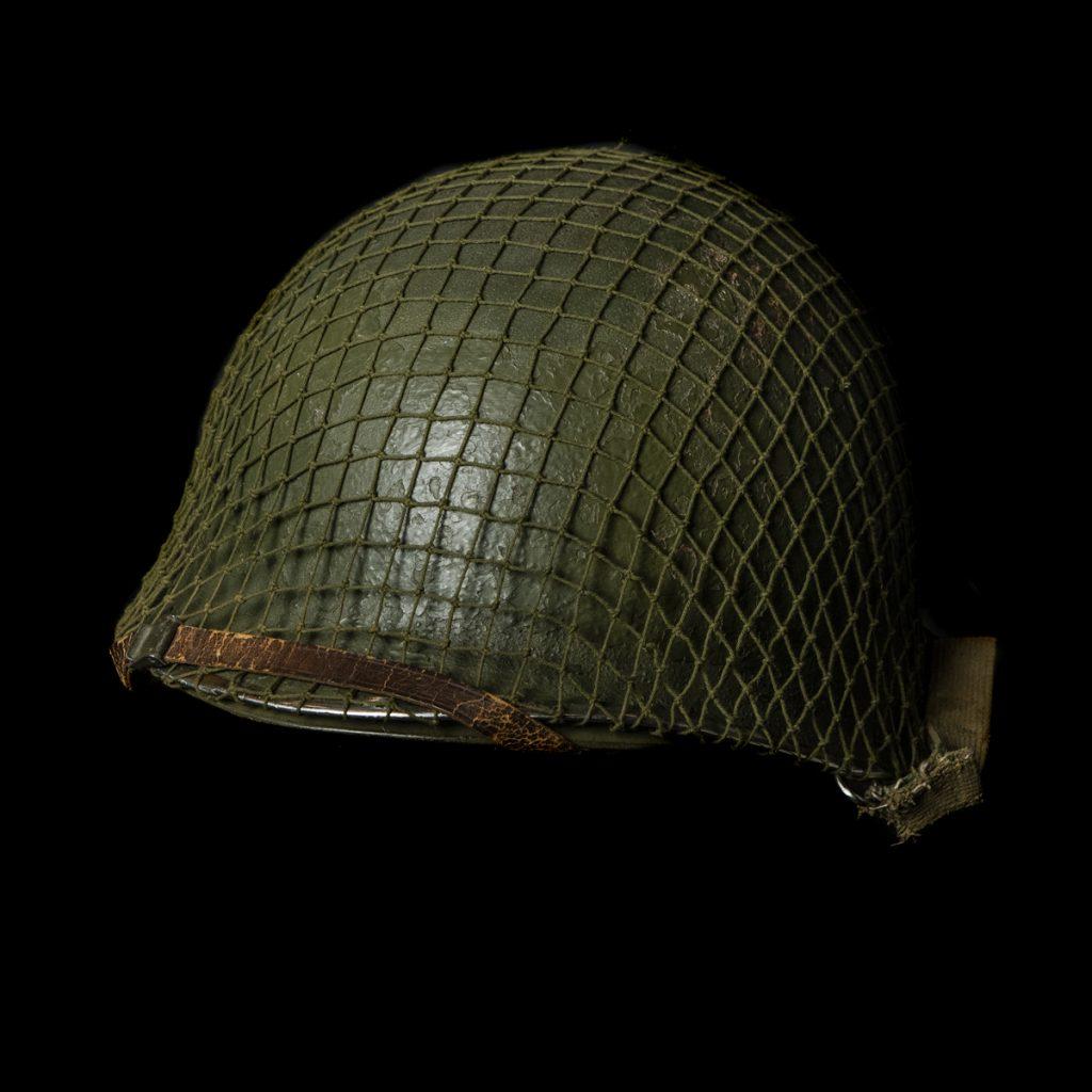 US M1 helm