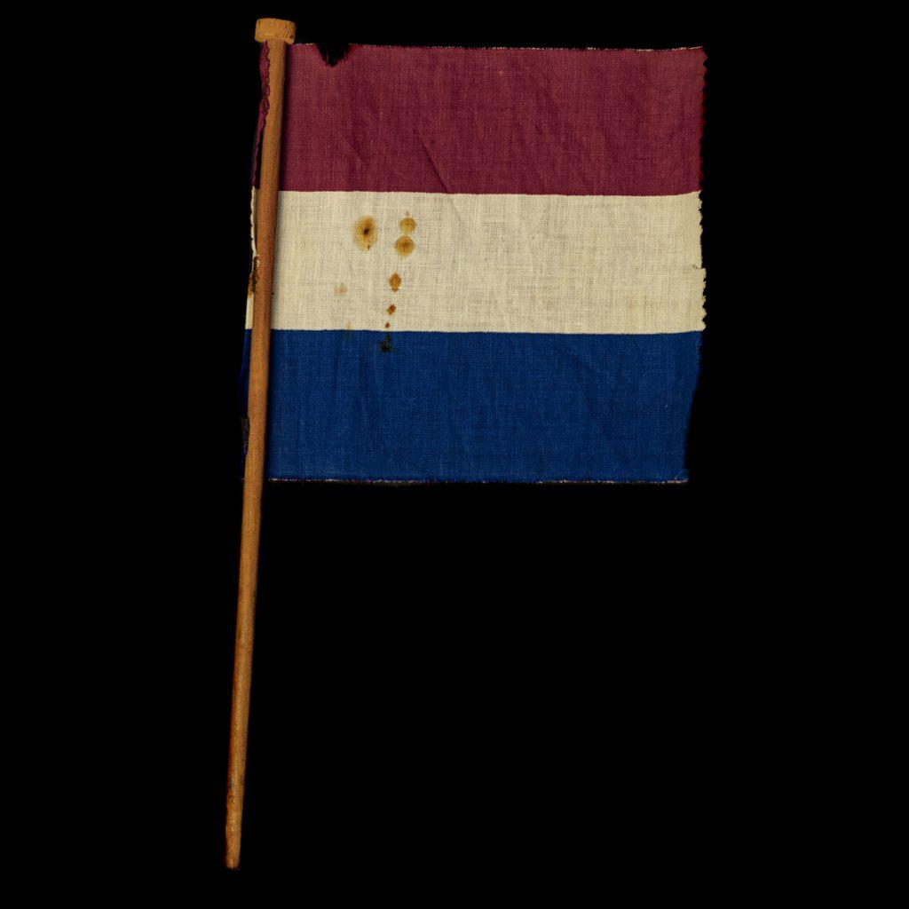 Bevrijdingsvlaggetje