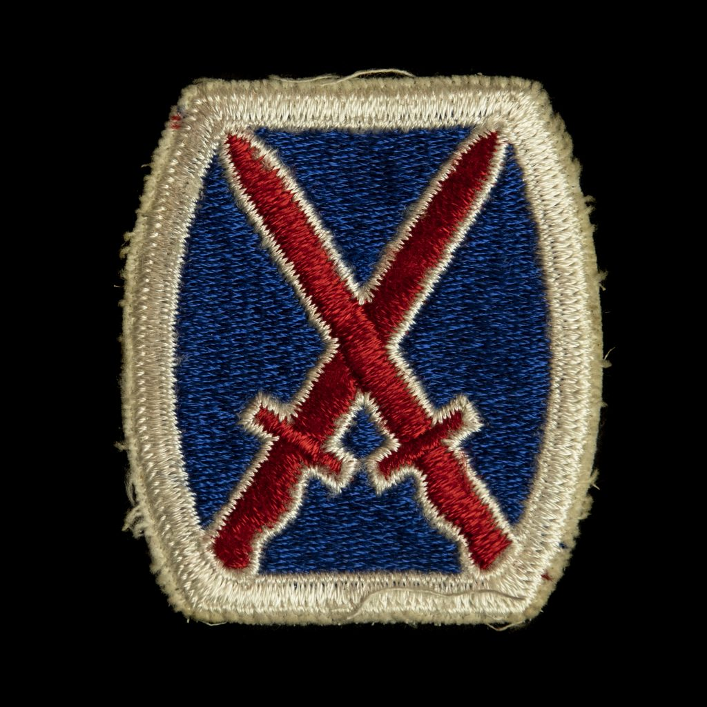 US Army 10th Mountain Division