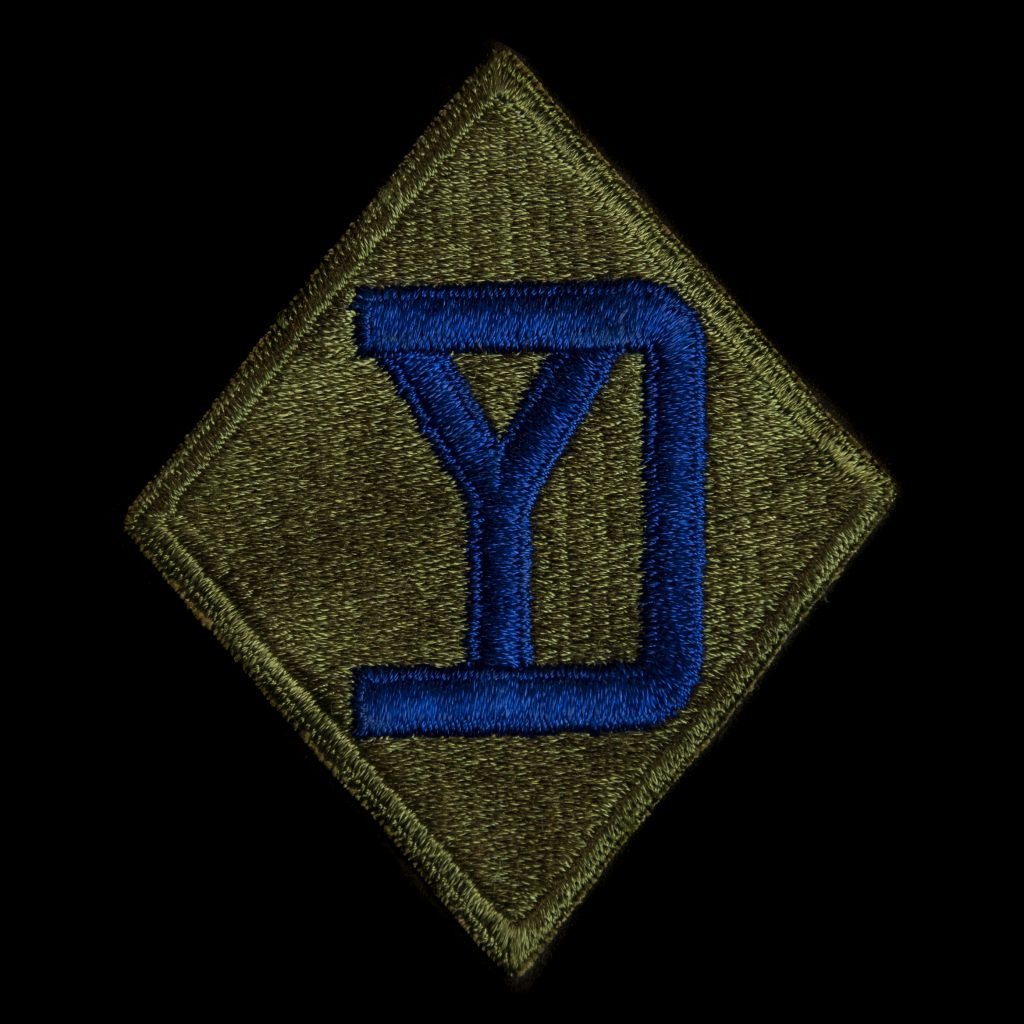 US Army 26th Infantry Division