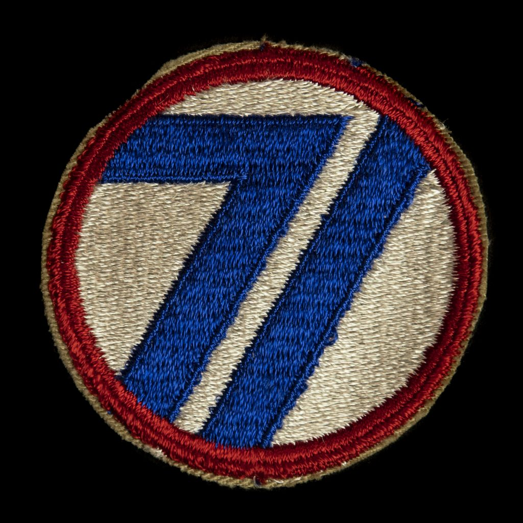US Army 71st Infantry Division
