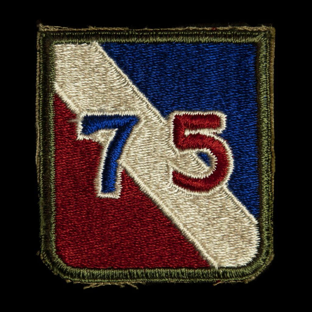 US Army 75th Infantry Division
