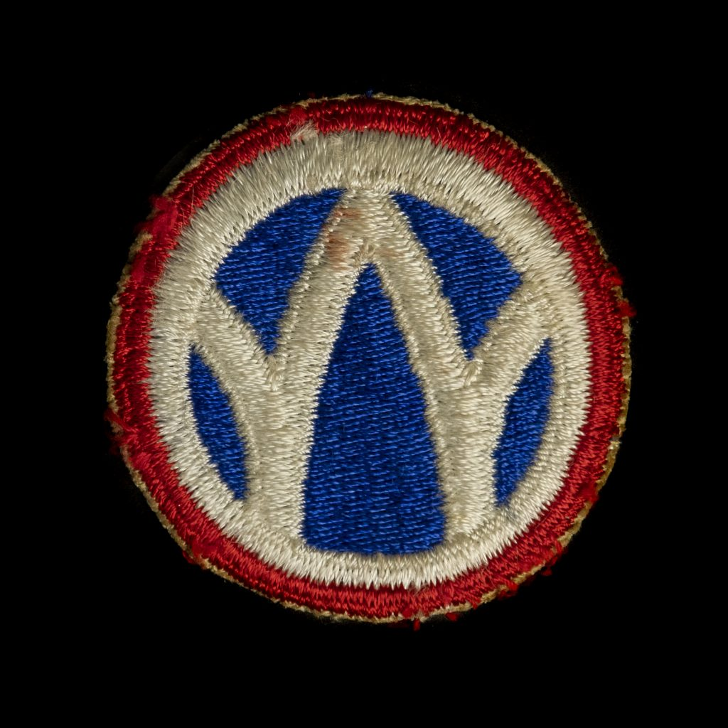 US Army 89th Infantry Division