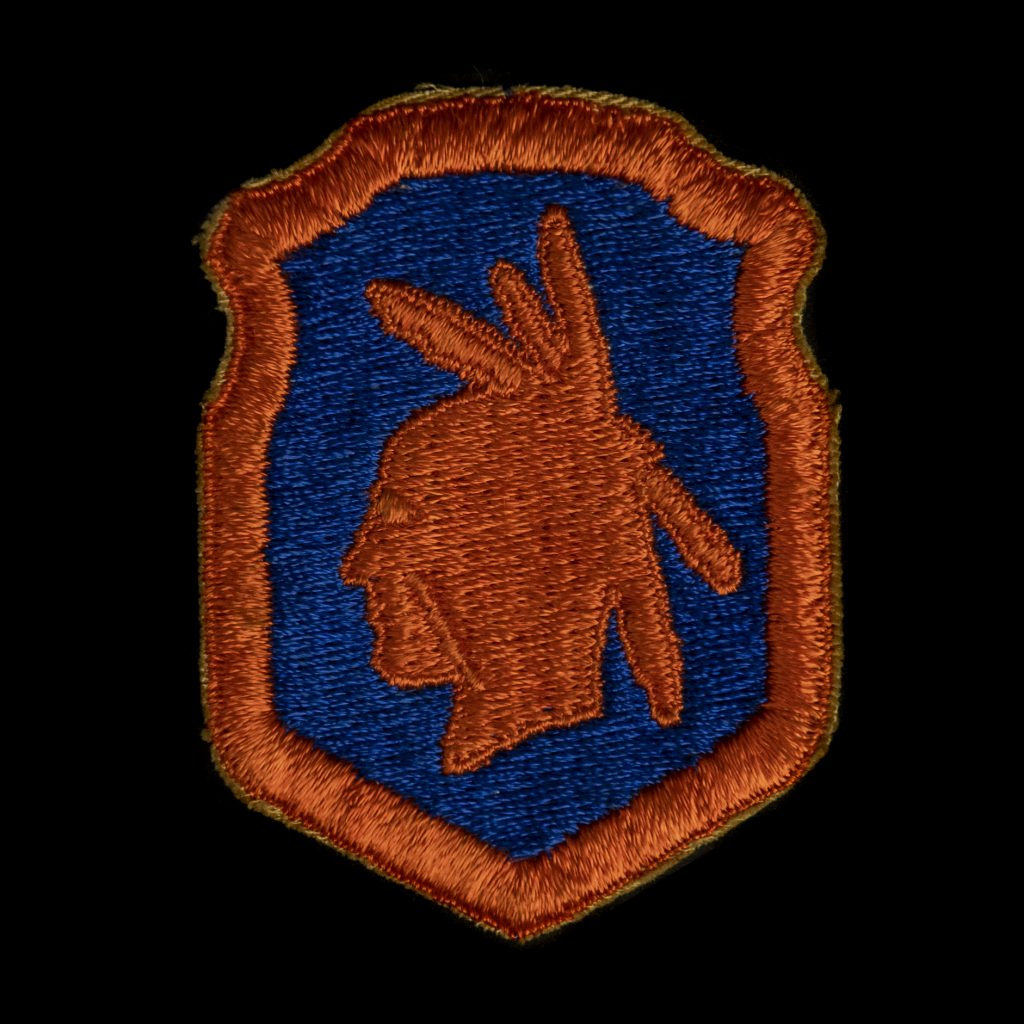 US Army 98th Infantry Division