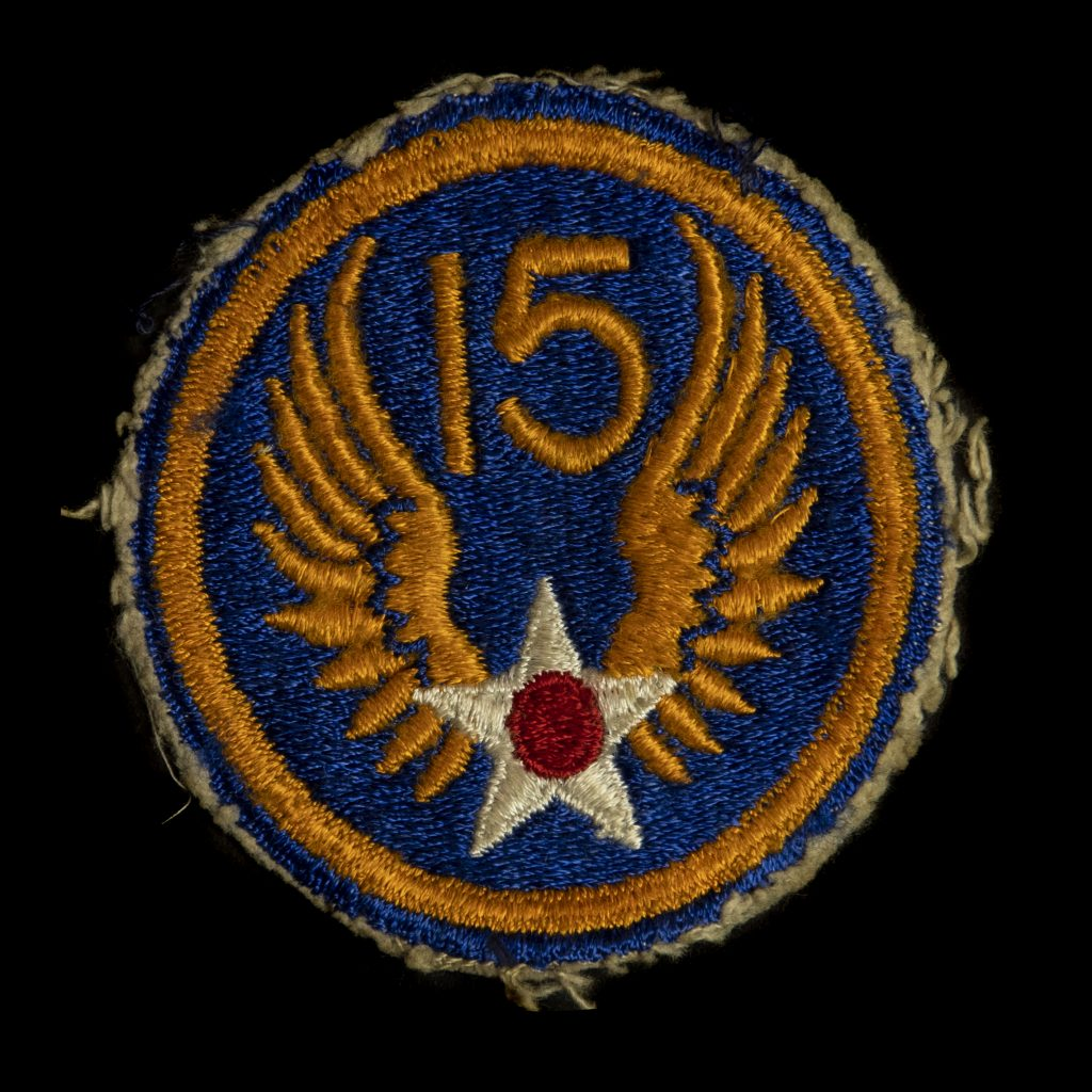 US Army 15th AirForce
