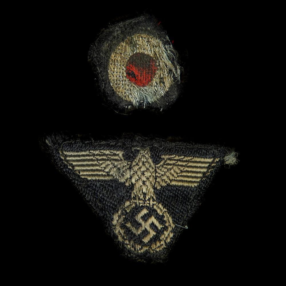 Reichspost Muts-adelaar