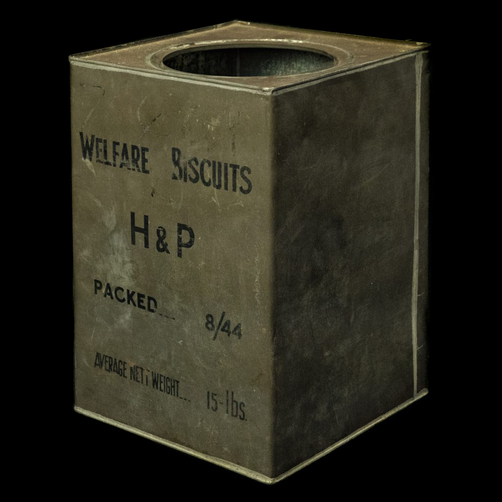Welfare Biscuits H&P